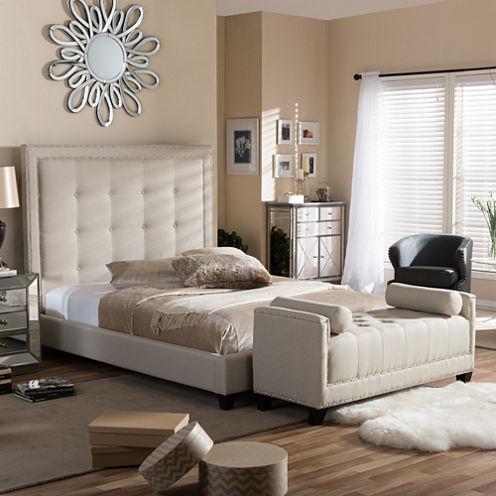 Baxton Studio Bedroom Set