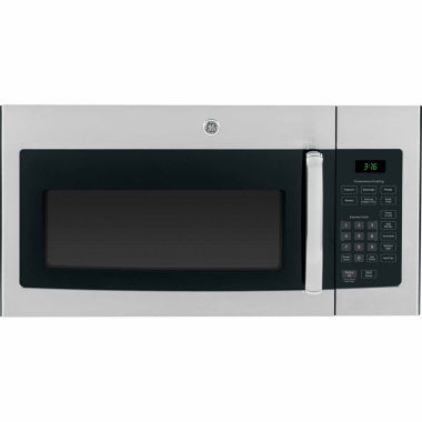 jcpenney.com | GE® 1.6 cu. ft. Over-the-Range Microwave Oven