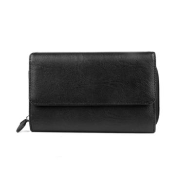 jcpenney.com | Mundi® Big Fat Pebbled Wallet