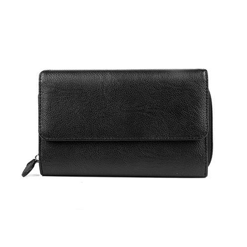 Mundi® Big Fat Pebbled Wallet