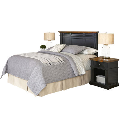 Bransford Headboard and 2 Nightstands