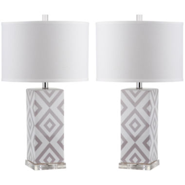 jcpenney.com | Safavieh Elnora Table Lamp- Set of 2