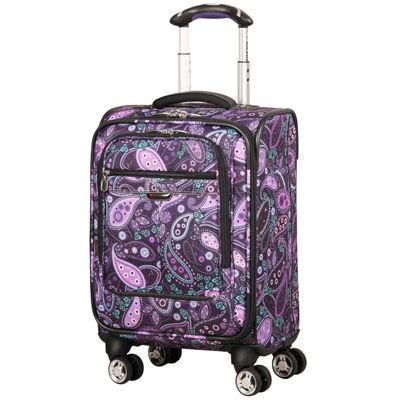 Ricardo® Beverly Hills Mar Vista Softside 17'' Wheel Aboard Luggage