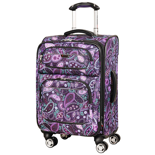 "Ricardo® Beverly Hills Mar Vista Softside 20"" Wheel Aboard Luggage"