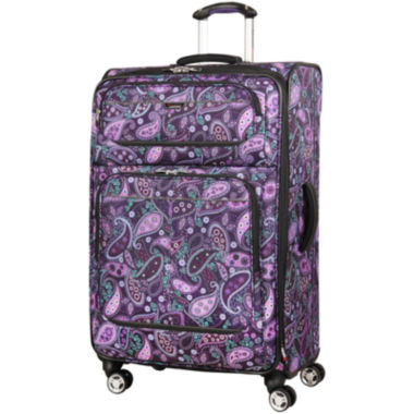 "jcpenney.com | Ricardo® Beverly Hills Mar Vista Softside 28"" Expandable Upright Luggage"