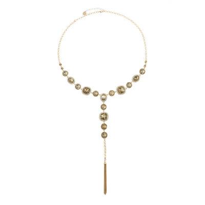 Monet Jewelry Monet Jewelry Womens Brown Pendant Necklace CmCEHHYZZp