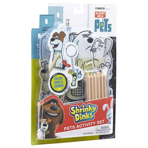 ALEX TOYS Shrinky Dinks Kids Craft Kit