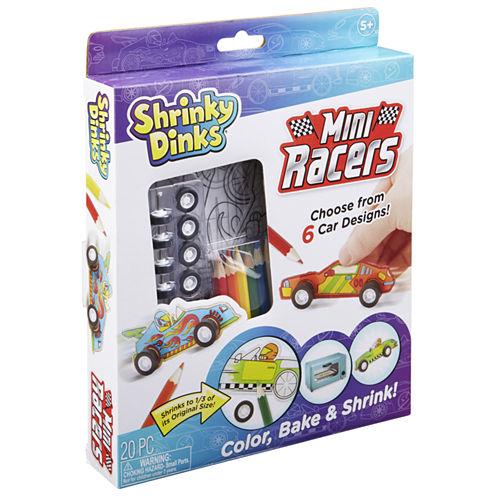 ALEX TOYS Mini Racers Kids Craft Kit