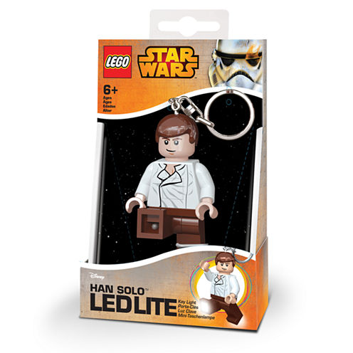 Santoki - Key Light LEGO Star Wars Han Solo