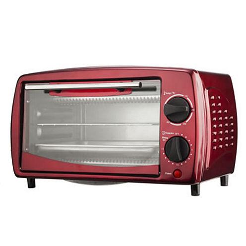 Brentwood 9-Liter 4-Slice Toaster Oven Broiler