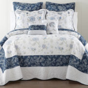 Home Expressions™ Berwick Jacobean Bedspread & Accessories