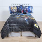 Hasbro Transformers Alien Machines Reversible Comforter