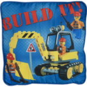 LEGO® City Decorative Pillow