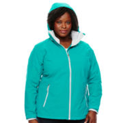 Columbia® South Sister Summit 3-in-1 Interchange Jacket - Plus