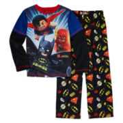 Lego DC Superheroes 2-pc. Pajama Set - Boys 4-12