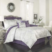 Casino 8-pc. Jacquard Comforter Set