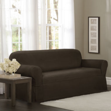 jcpenney.com | Maytex Smart Cover™ Stretch Torre Slipcover Collection