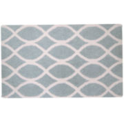 Park B. Smith® Quality Living Lattice Bath Rug