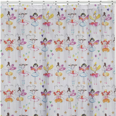 Creative Bath™ Faerie Princesses Shower Curtain