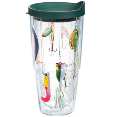 jcpenney.com | Tervis® 24-oz. Fishing Lures Insulated Tumbler