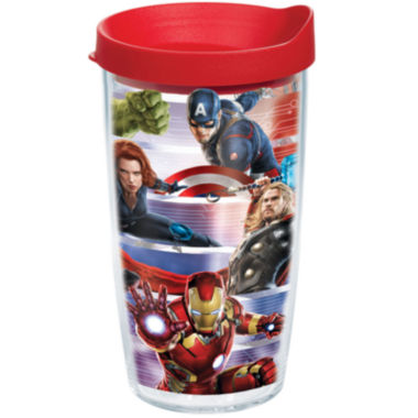 jcpenney.com | Tervis® 16-oz. Marvel® Avengers: Age of Ultron Insulated Tumbler