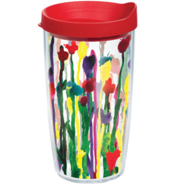 jcpenney.com | Tervis® 16-oz. Skinny Flower Insulated Tumbler