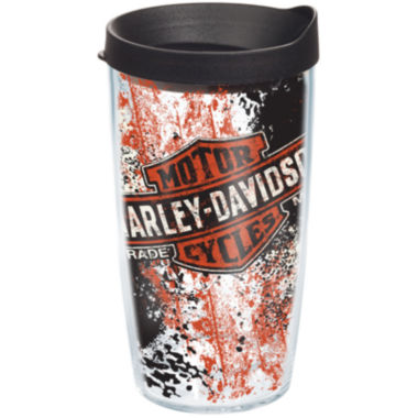 jcpenney.com | Tervis® 16-oz. Harley Logo Grunge Insulated Tumbler