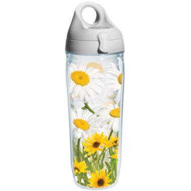 jcpenney.com | Tervis® White Daisies Insulated Water Bottle