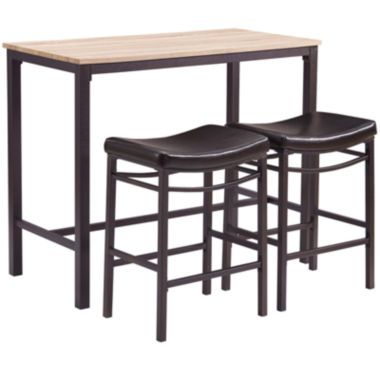 jcpenney.com | Sarah 3-pc. Pub Set