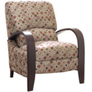 Susan Bent-Arm Recliner