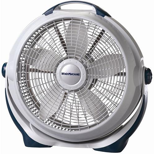 """Lasko® 20"""" Wind Machine® 3-Speed Fan"""