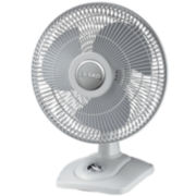 "Lasko® 12"" Oscillating Table Fan"
