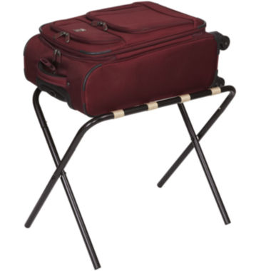 jcpenney.com | Household Essentials® Black Luggage Rack