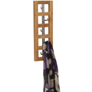 jcpenney.com | Household Essentials® Vertical 5-Hook Wall Coat Rack