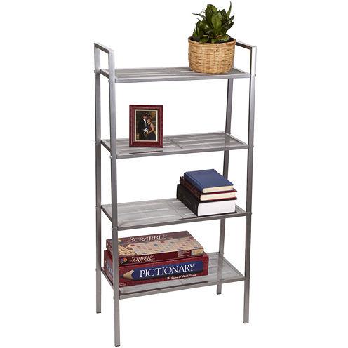 Household Essentials® Freestanding 4-Tier Storage Rack