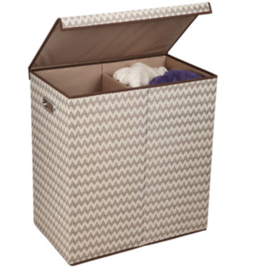 jcpenney.com | Household Essentials® Collapsible Laundry Sorter with Lid