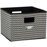 Household Essentials® Open-Label Storage Bin