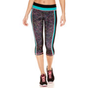 Xersion™ Double-Band Capris