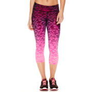 Xersion™ Ombré Geo Capris
