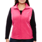Columbia® Three Rivers Fleece Vest - Plus
