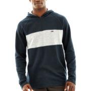 Vans® Colorblock Premium Hooded Knit Pullover