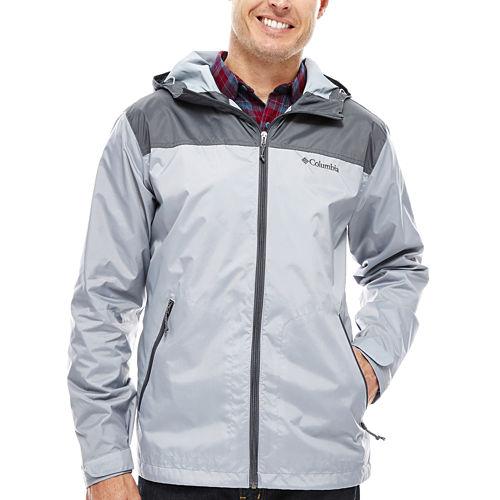 Columbia Rain Mens Jacket