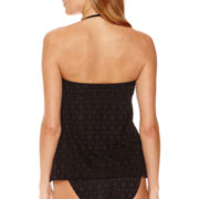 a.n.a® Crochet Tankini Swim Top