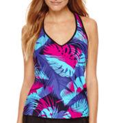 ZeroXposur® Glade Sunray Tankini Swim Top