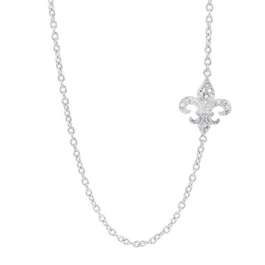 jcpenney.com | Diamond Accent White Diamond Statement Necklace