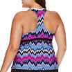 ZeroXposur® Rhythm Tankini Swimsuit Top - Plus