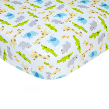 jcpenney.com | Carters - Sateen Crib Sheet