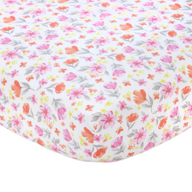 jcpenney.com | Carters - Solid Fitted Sheet