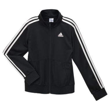 jcpenney.com | Adidas Girls Lightweight Track Jacket-Big Kid 7-20