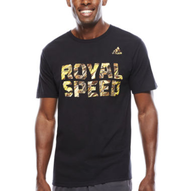 jcpenney.com | adidas® Short-Sleeve Royal Speed Tee